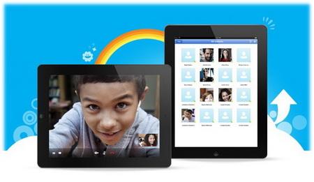 Skype для iPad скачать