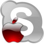 ������� Skype ��� Mac OS