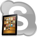 ������� Skype ��� iPad