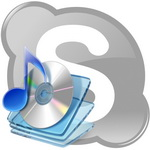 Скачать Skype Audio Player