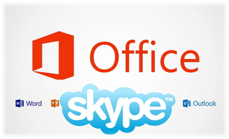 Microsoft выпустила новый Office со встроенным Skype